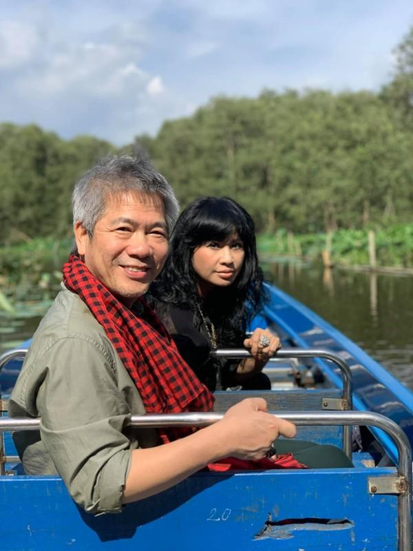 Thanh Lam va ban trai bac si ngay cang man nong, ngong dam cuoi-Hinh-3