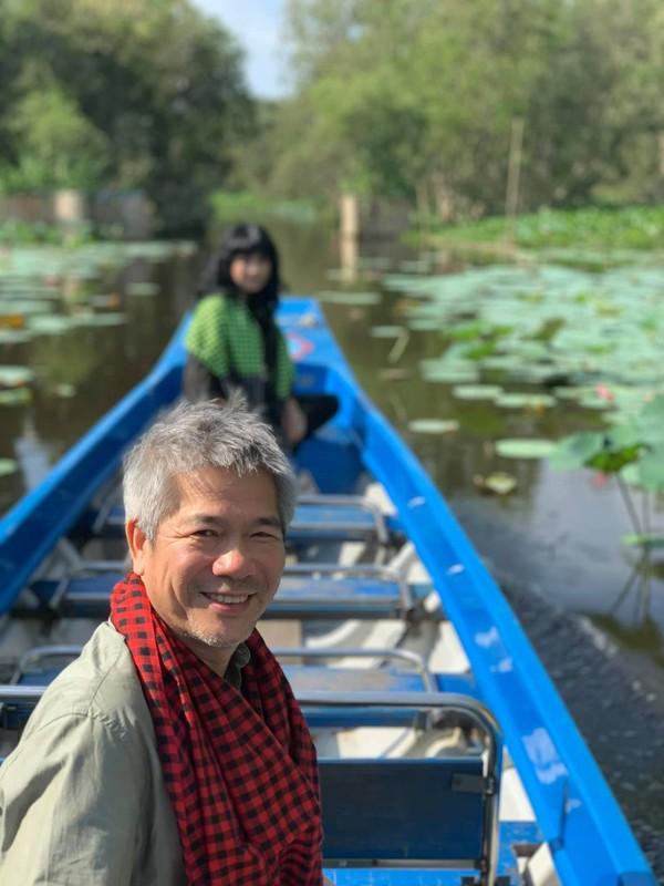 Thanh Lam va ban trai bac si ngay cang man nong, ngong dam cuoi-Hinh-6