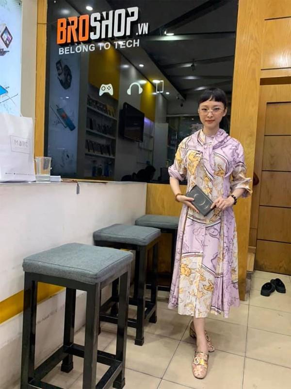 Bat ngo nhan sac khac la cua Hoa hau Truong Ho Phuong Nga