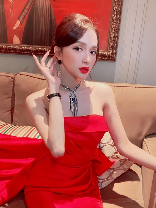 """Hoa hau Huong Giang va loat sao bi """"nem da"""" nhieu nhat nam 2020"""