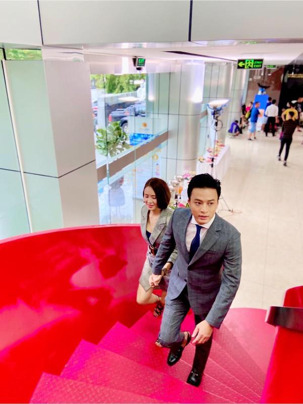 Loat anh tinh phat ghen cua cap doi vang Hong Dang - Hong Diem-Hinh-5
