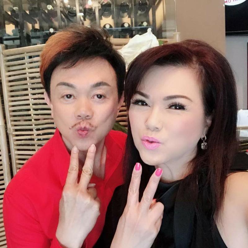 Cuoc hon nhan ky la cua nghe si Chi Tai va ba xa Phuong Loan-Hinh-3