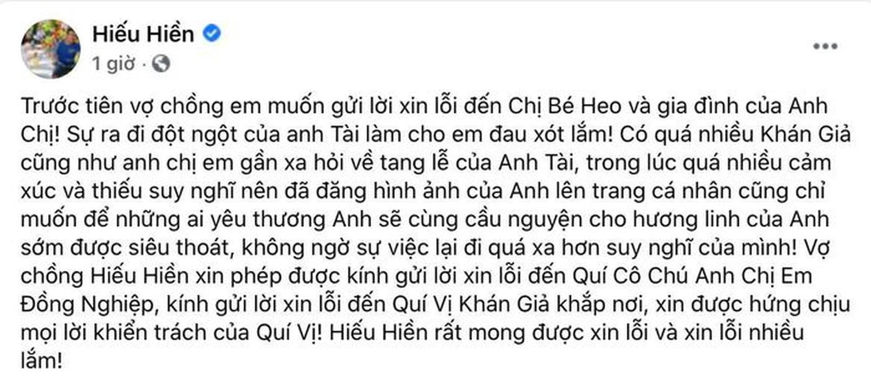 Hieu Hien cau view phan cam the nao truoc vu livestream NS Chi Tai?-Hinh-4
