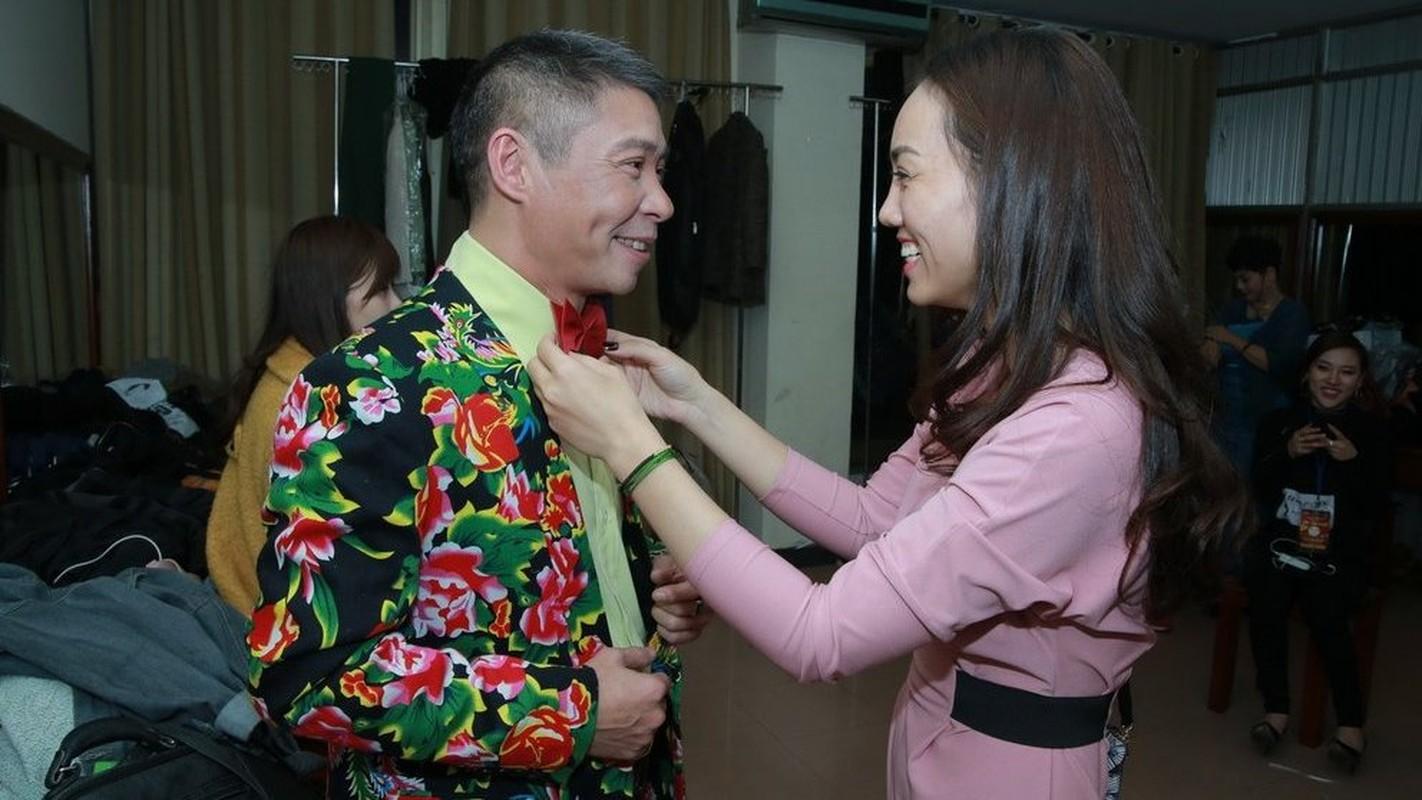 Sap cuoi NSND Cong Ly, Ngoc Ha