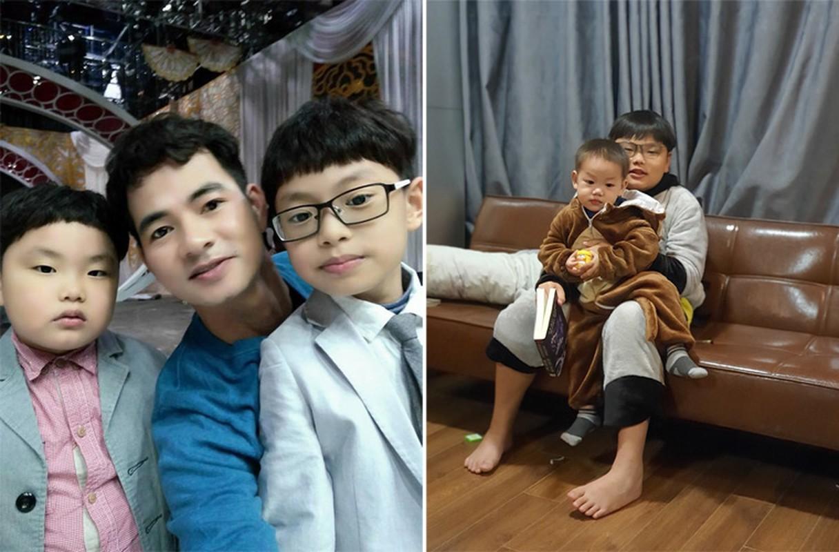 Cuoc song vien man cua Xuan Bac ben vo dep va 3 con trai-Hinh-2