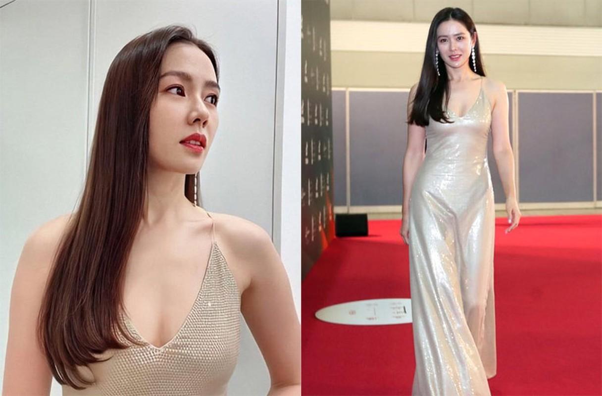 Nhan sac khong tuoi cua Son Ye Jin khien Hyun Bin me man-Hinh-4