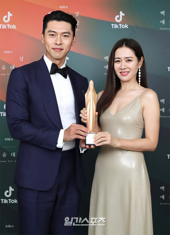 Nhan sac khong tuoi cua Son Ye Jin khien Hyun Bin me man-Hinh-5