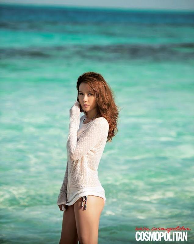 Nhan sac khong tuoi cua Son Ye Jin khien Hyun Bin me man-Hinh-9