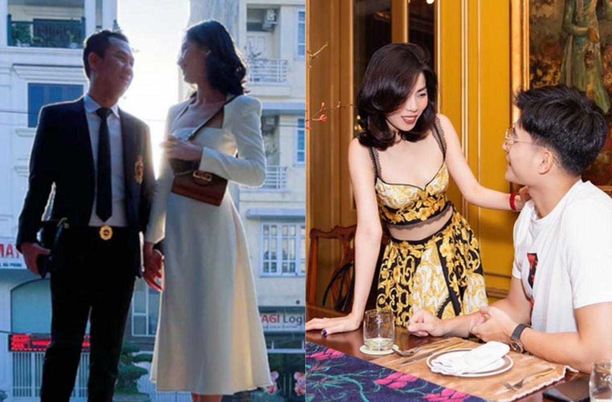 Duc Huy - Le Quyen thay doi the nao sau 4 thang ly hon?