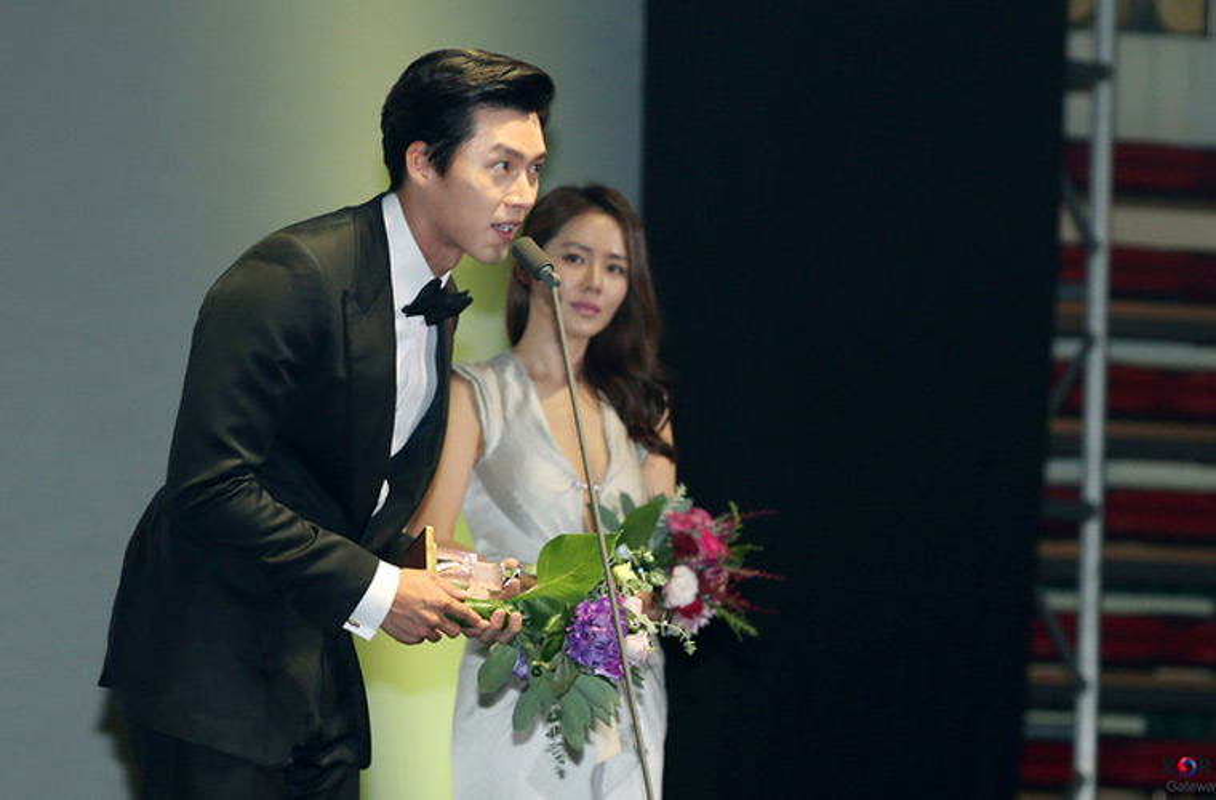 Loat anh tinh phat ghen cua Son Ye Jin va Hyun Bin-Hinh-2