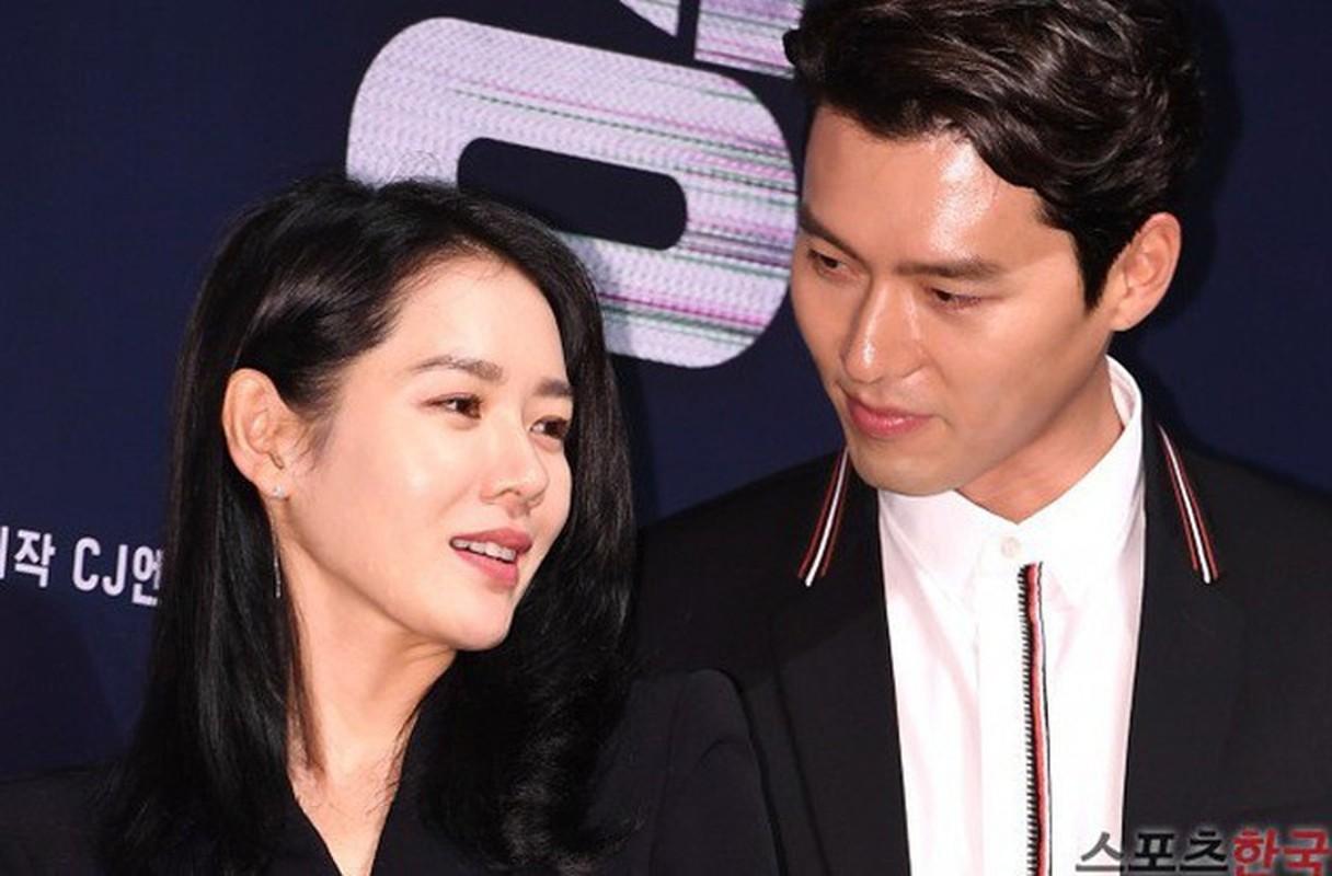 Loat anh tinh phat ghen cua Son Ye Jin va Hyun Bin