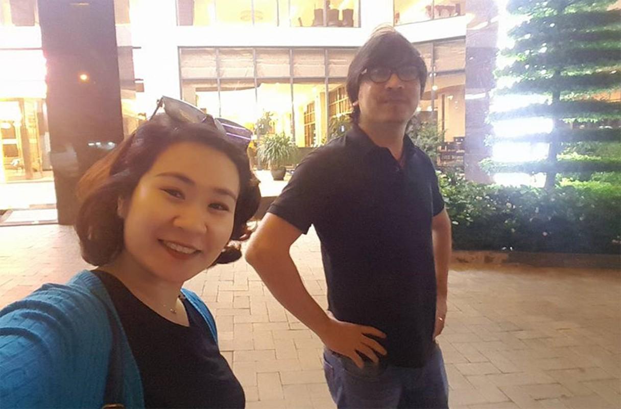 """Vo dep con xinh cua """"Giao su Xoay"""" Dinh Tien Dung-Hinh-11"""