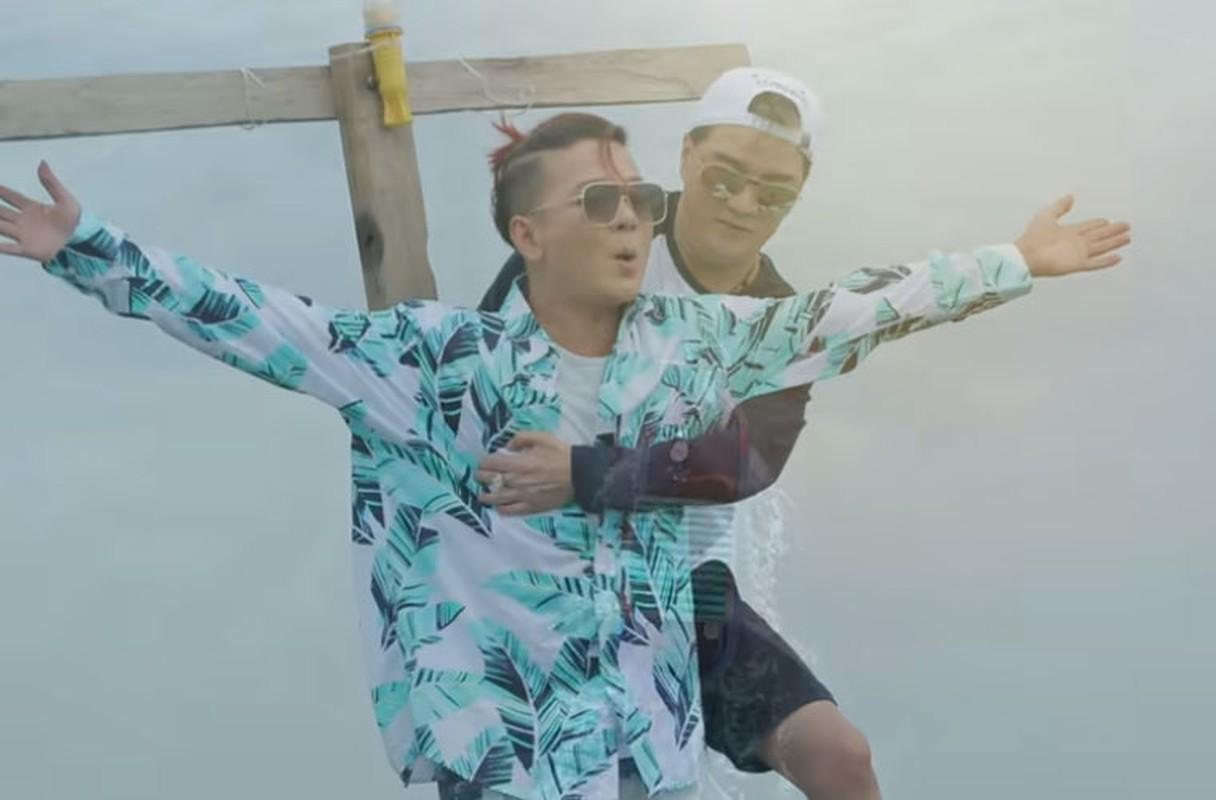 Chet cuoi nhung man troll nhau cua Dam Vinh Hung - Vu Ha-Hinh-6