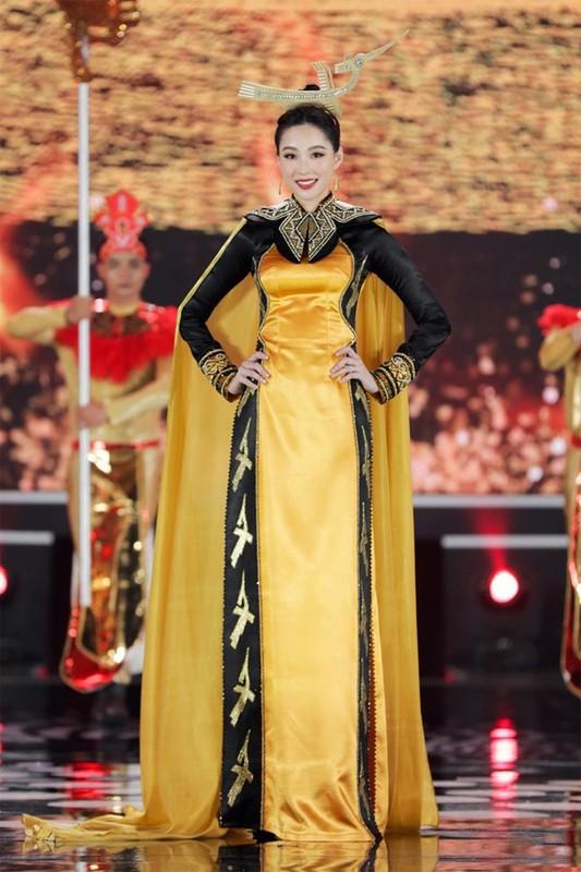 Da hai con, Hoa hau Dang Thu Thao van xinh het phan thien ha!-Hinh-12