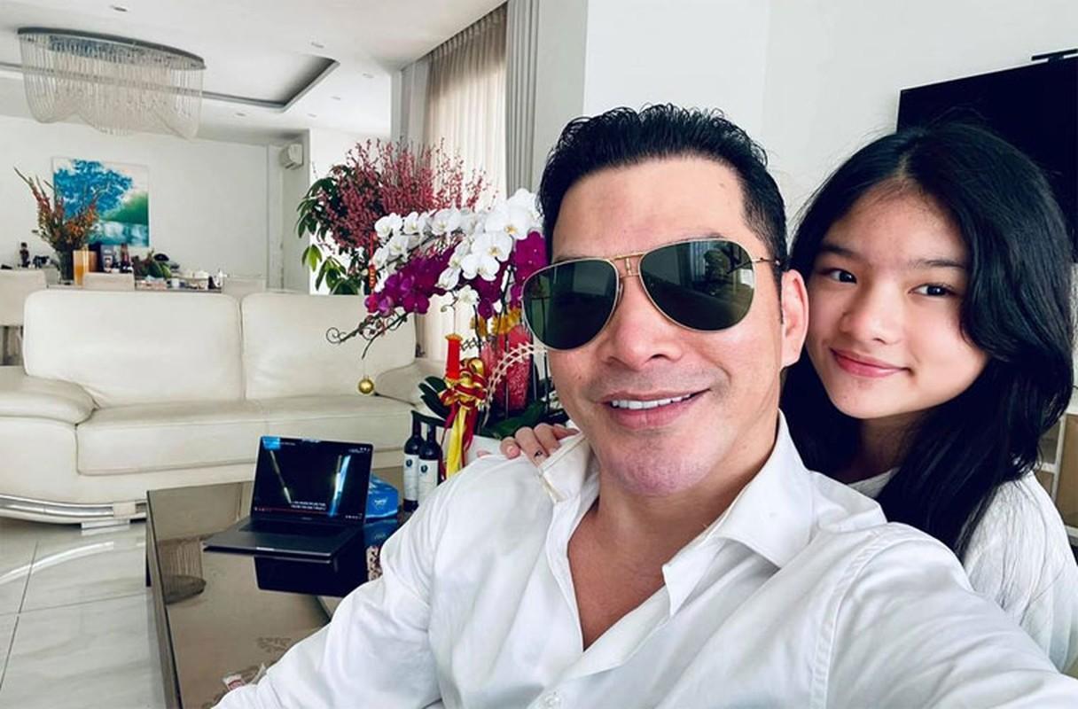 Con gai Truong Ngoc Anh - Tran Bao Son ra dang thieu nu o tuoi 13-Hinh-6
