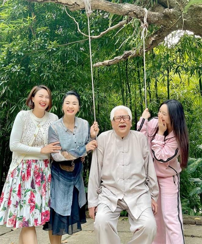"He lo loat anh thu vi hau truong phim ""Huong duong nguoc nang""-Hinh-2"
