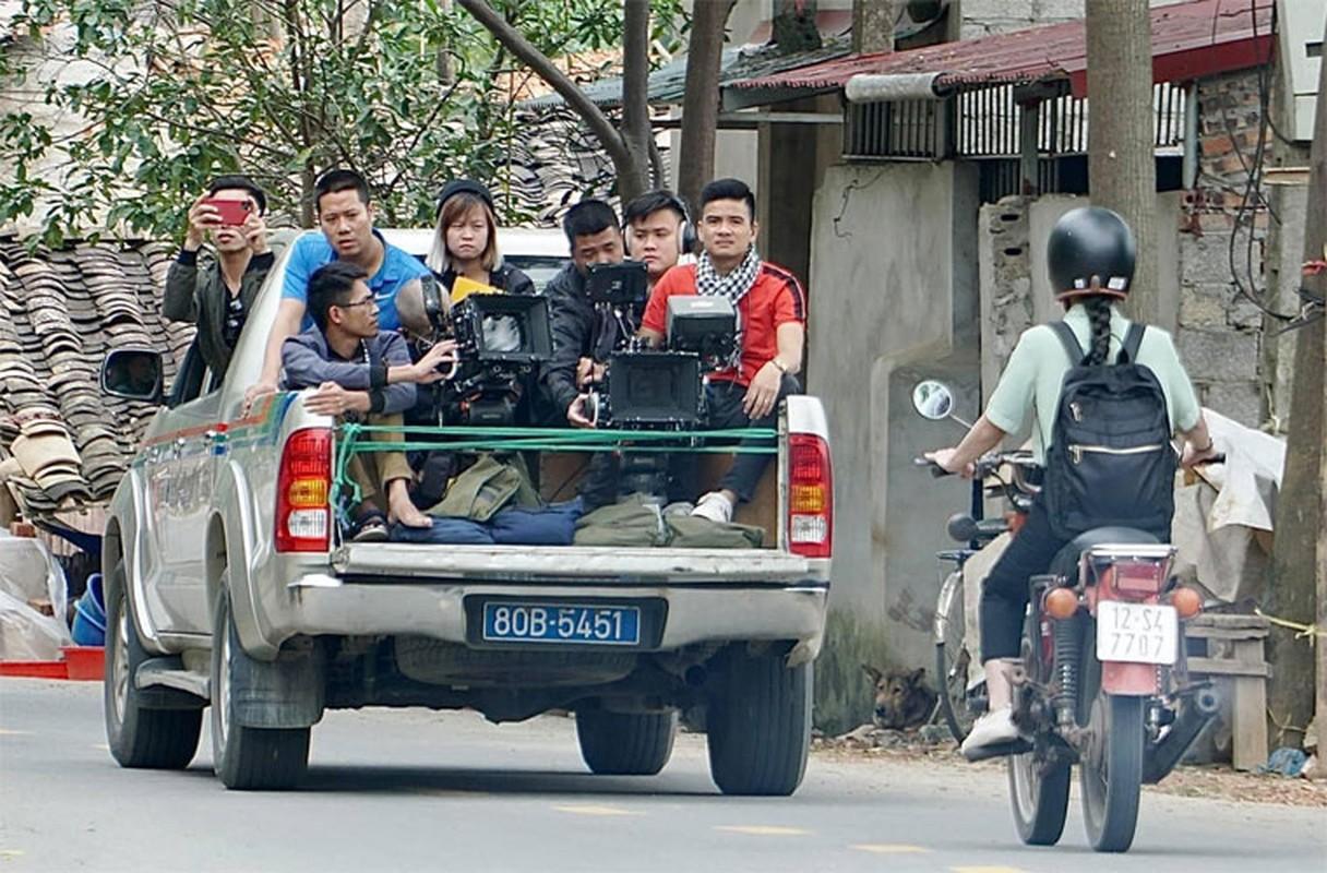 "He lo loat anh thu vi hau truong phim ""Huong duong nguoc nang""-Hinh-9"