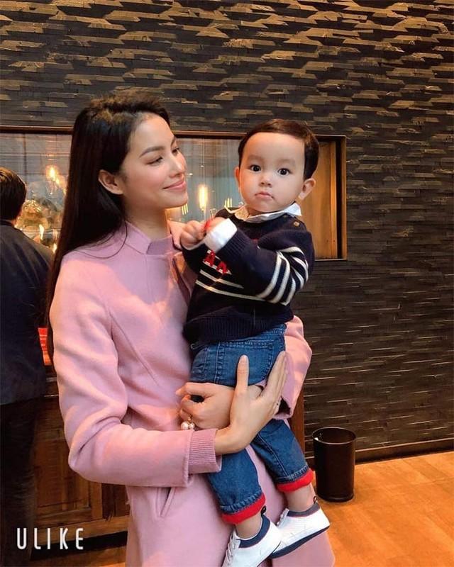 Hoa Minzy va loat sao Viet bi mat mang bau, sinh con-Hinh-4