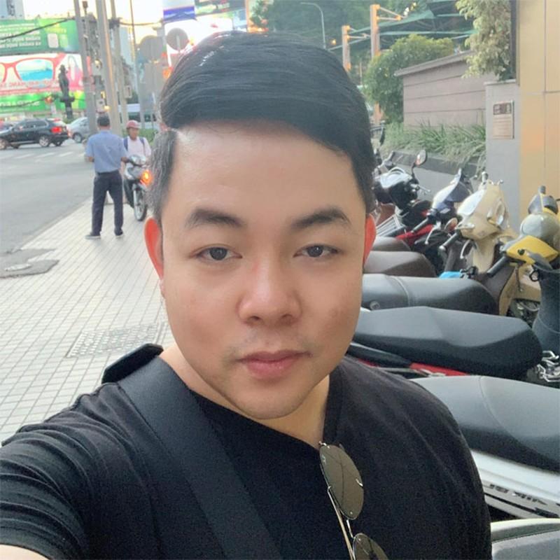 Dien mao ca si Quang Le sau khi giam 8kg-Hinh-2