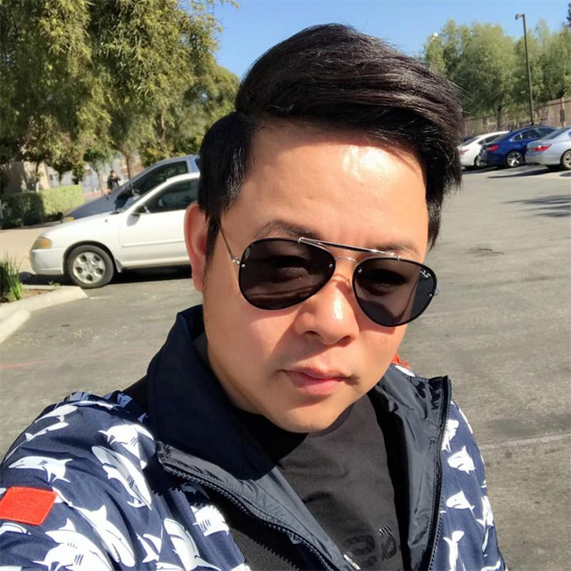 Dien mao ca si Quang Le sau khi giam 8kg-Hinh-3