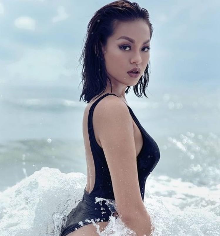 Ve dep nong bong cua nguoi mau Mai Ngo casting Rap Viet mua 2-Hinh-9