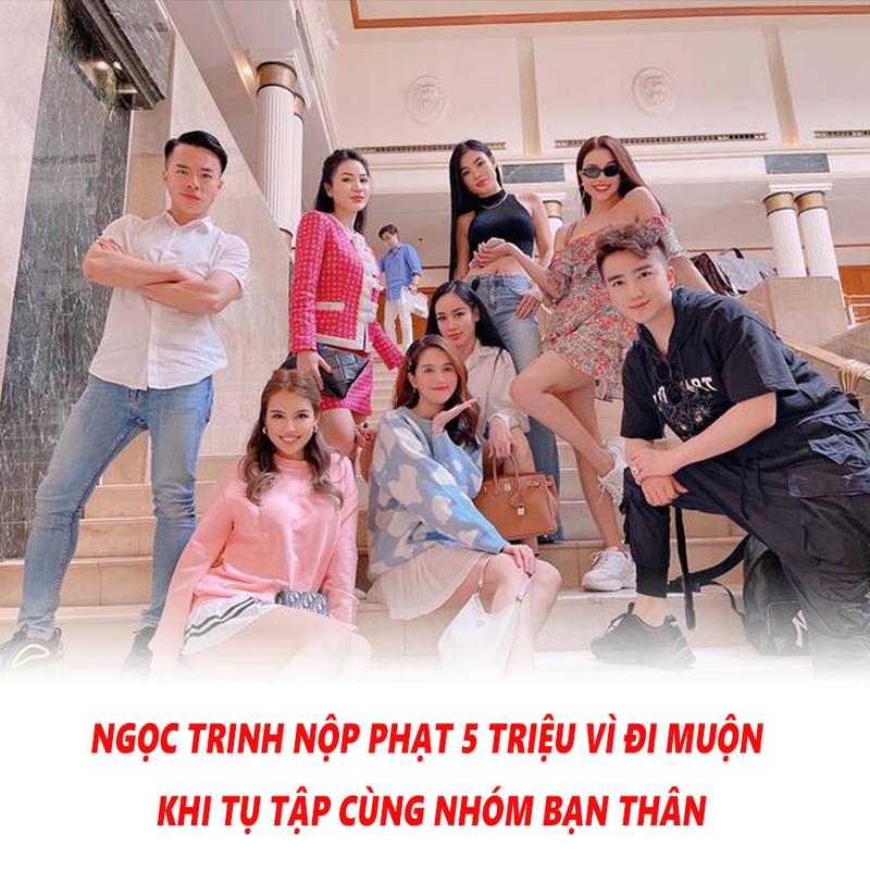 Phi gia nhap 1 ty, hoi ban than Ngoc Trinh sang chanh the nao?-Hinh-2