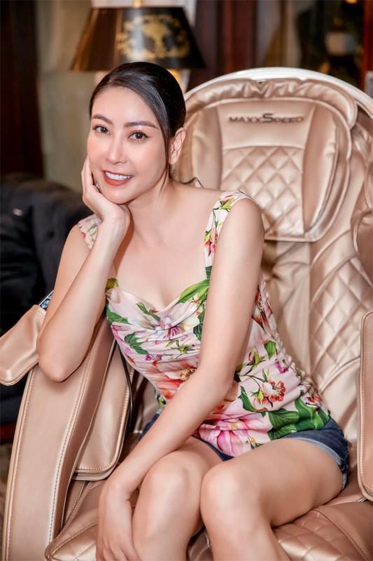 Sau gan 30 nam dang quang, Ha Kieu Anh van nong bong xinh dep-Hinh-8