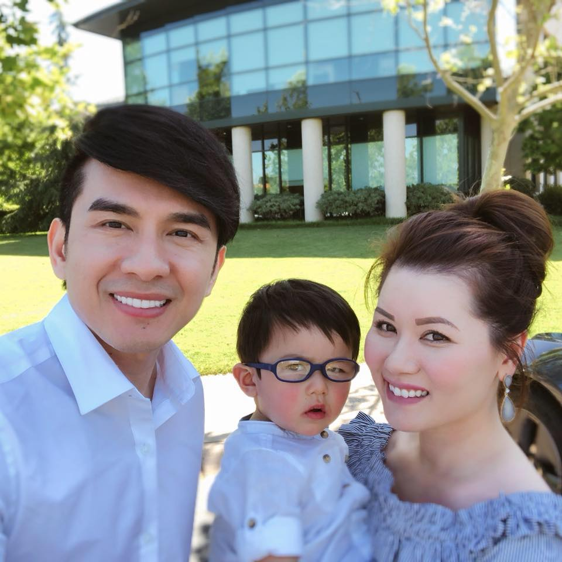 8 nam hon nhan hanh phuc cua Dan Truong va vo dai gia-Hinh-4
