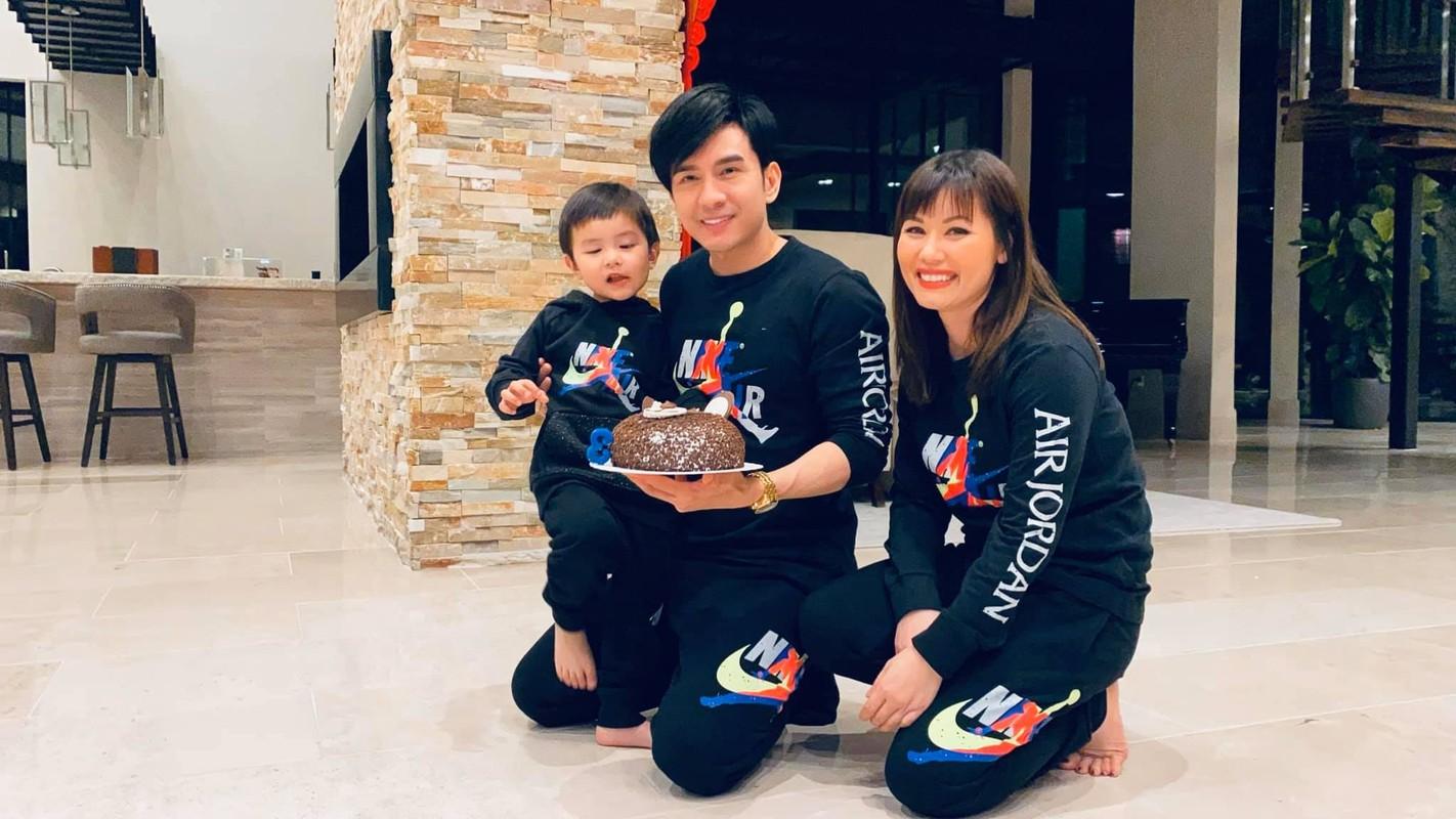 8 nam hon nhan hanh phuc cua Dan Truong va vo dai gia-Hinh-8