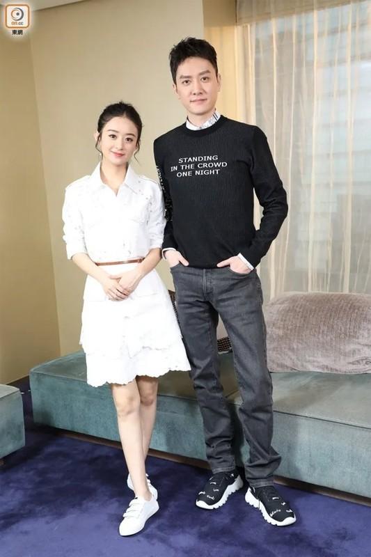 Trieu Le Dinh - Phung Thieu Phong ngot ngao the nao truoc khi ly hon-Hinh-6