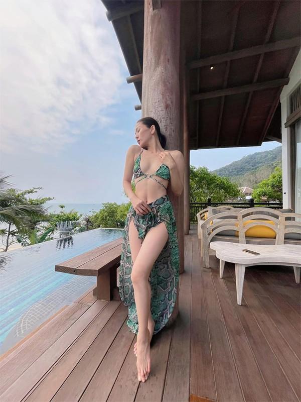 Le Quyen sexy, muot mat the nay bao sao tinh tre si me-Hinh-3