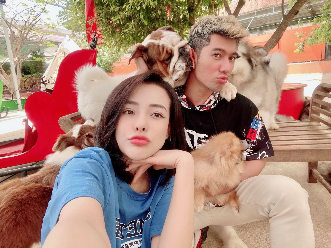 """Luong Bang Quang dien vay lo lang """"pha nat"""" khung canh hoa lang man-Hinh-8"""