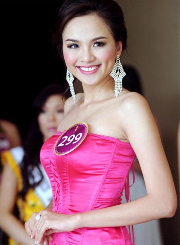 Diem Huong thay doi the nao sau 9 nam tham gia Miss Universe?