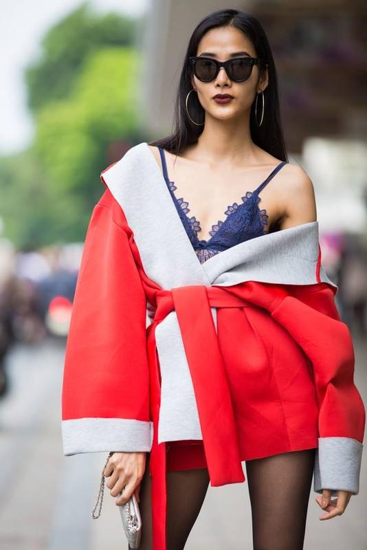 Hoang Thuy: Tu nguoi mau gay go toi Top 20 Miss Universe 2019-Hinh-4