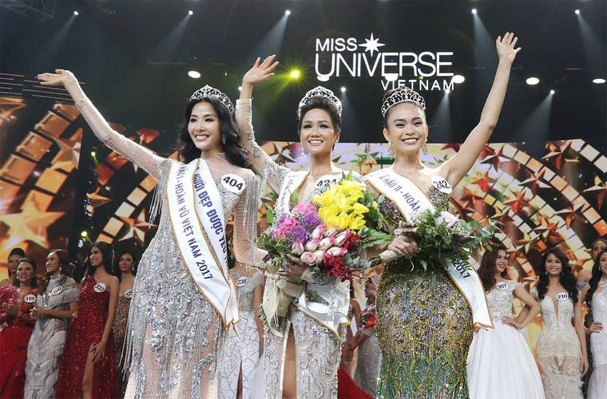 Hoang Thuy: Tu nguoi mau gay go toi Top 20 Miss Universe 2019-Hinh-6