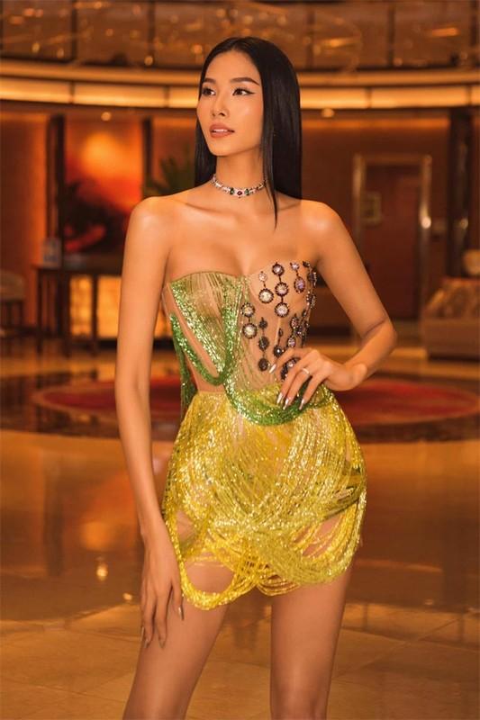 Hoang Thuy: Tu nguoi mau gay go toi Top 20 Miss Universe 2019-Hinh-8