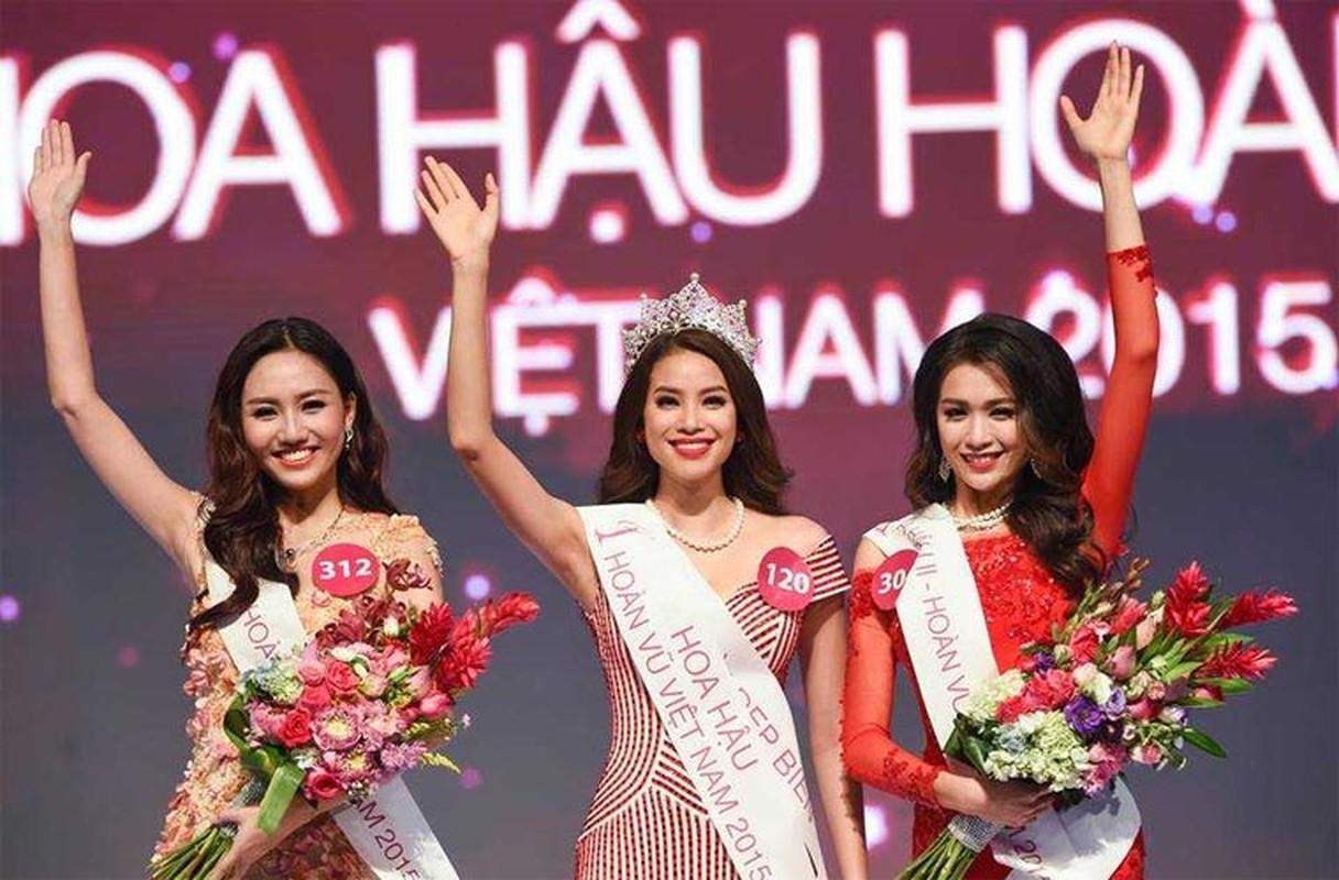 Pham Huong doi doi ra sao sau 6 nam dang quang HHHVVN?