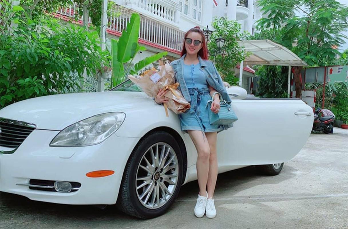 Cuoc song vien man cua Vy Oanh ben chong dai gia-Hinh-9