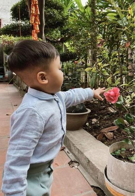 Hoa Minzy lan dau khoe ro mat con trai sau nhieu thang giau kin-Hinh-8