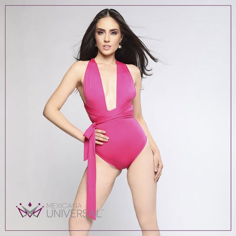 Soi nhan sac nguoi dep Mexico se tham du Miss Universe 2021-Hinh-2