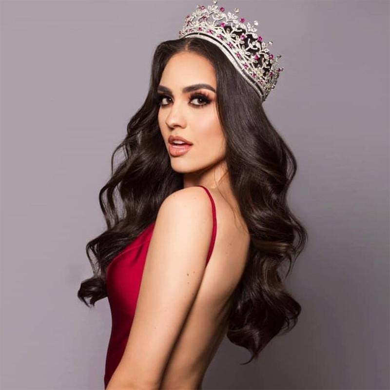 Soi nhan sac nguoi dep Mexico se tham du Miss Universe 2021