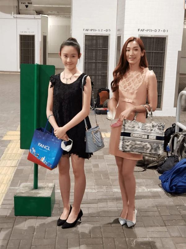 Hu hon nhan sac dan thi sinh cuoc thi Hoa hau Hong Kong 2021-Hinh-10