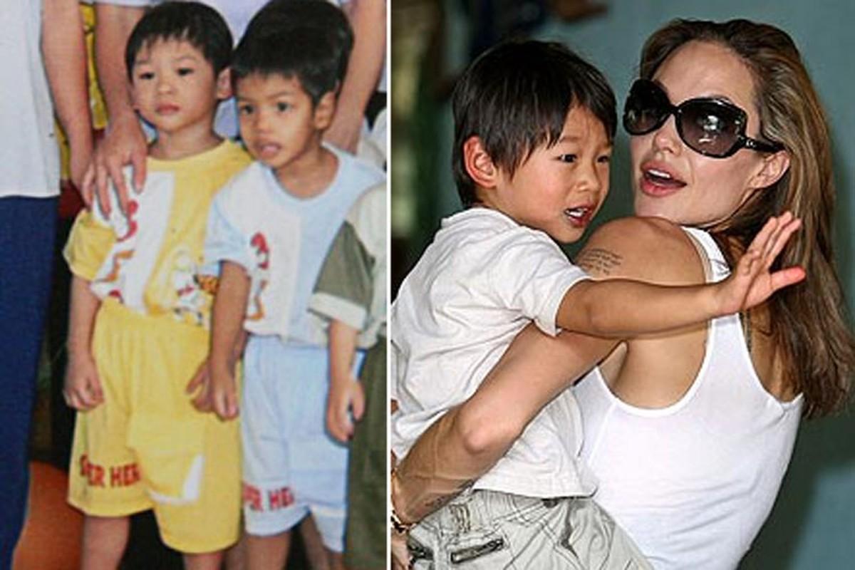 Pax Thien thay doi the nao khi la con nuoi Angelina Jolie - Brad Pitt?