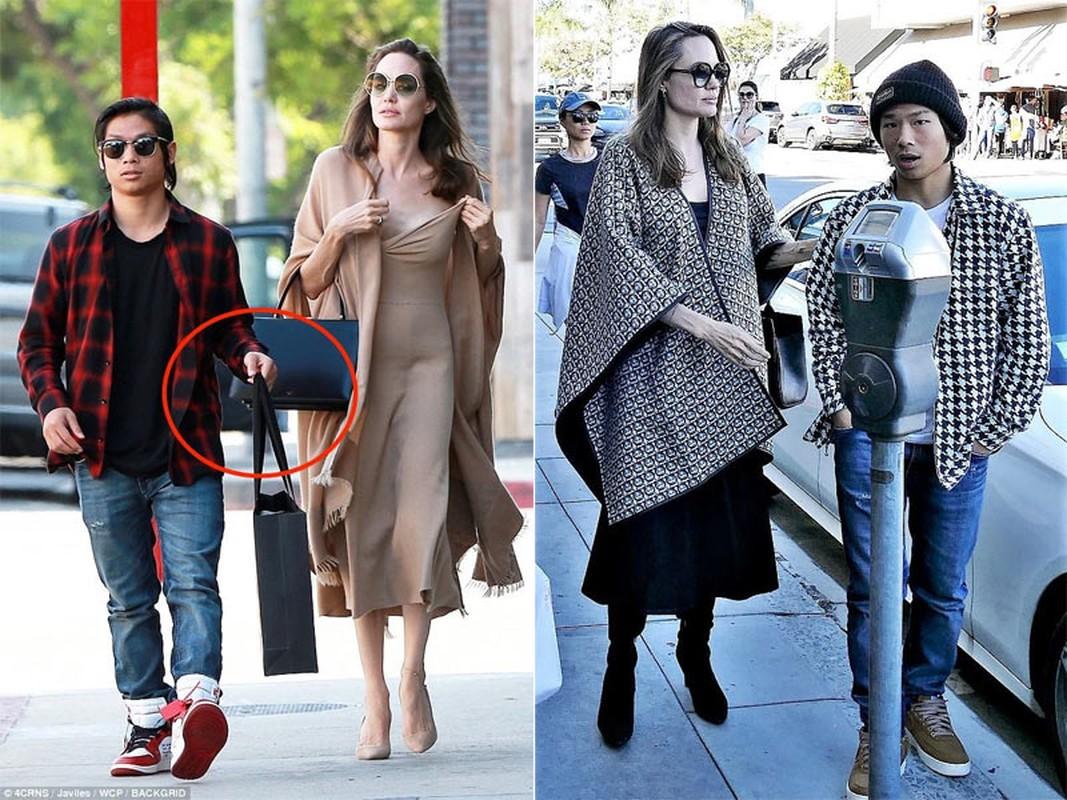 Dan con nuoi cua Angelina Jolie – Brad Pitt lon phong phao kho nhan ra-Hinh-6