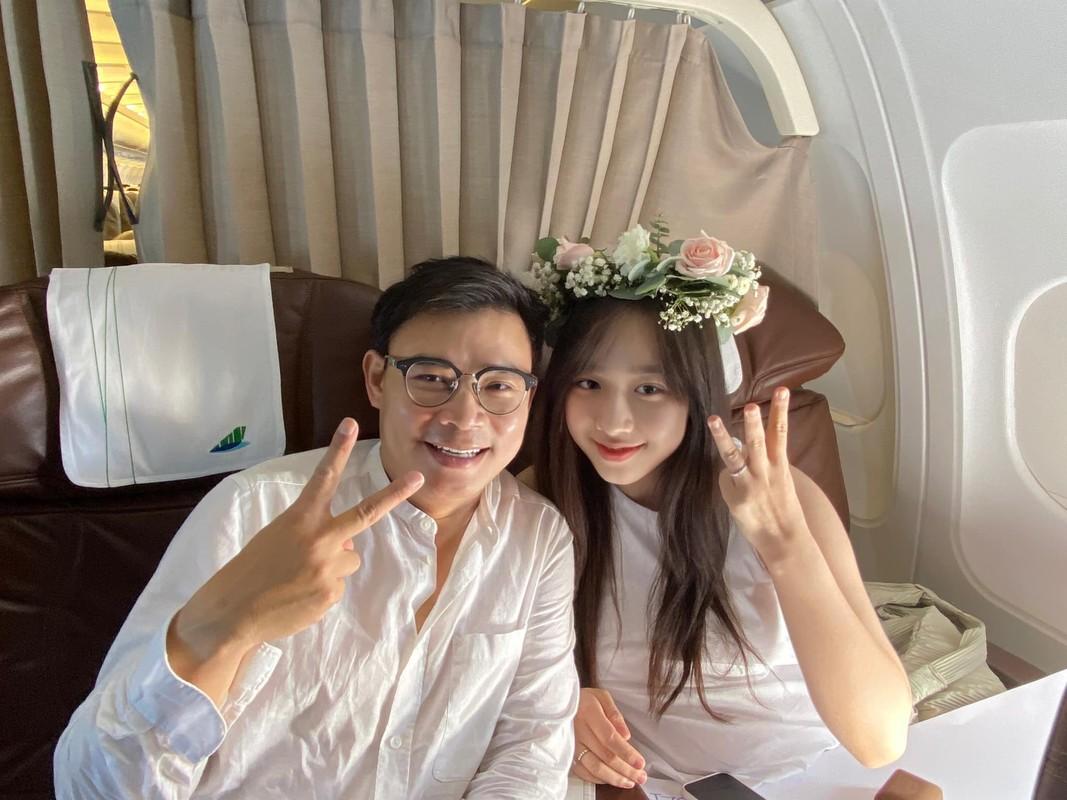 "Nhan sac ""keo ngot"" cua MC Ha My duoc ""ong chu"" trieu do cau hon-Hinh-2"