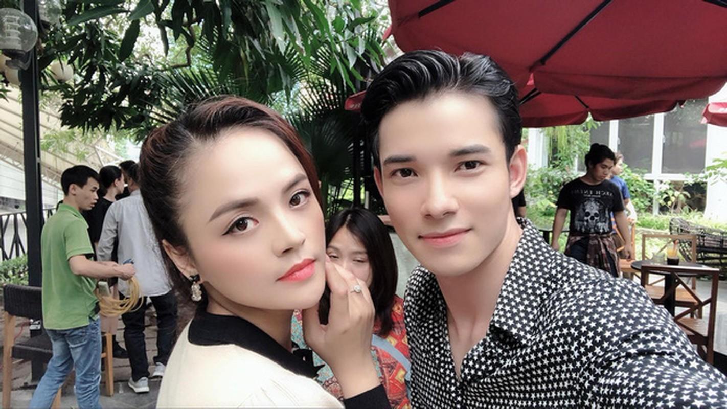 """Ve nam than cua em trai Thu Quynh trong """"Huong vi tinh than"""""""