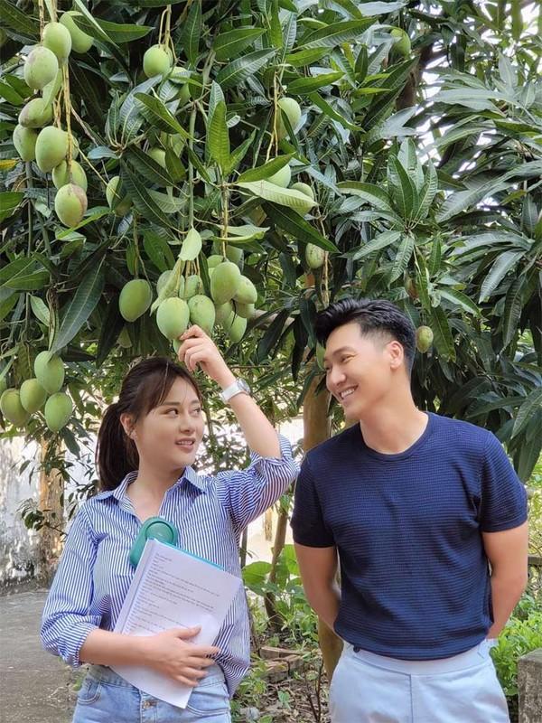 "Tao hinh cua Phuong Oanh - Thu Quynh trong ""Huong vi tinh than"" phan 2"