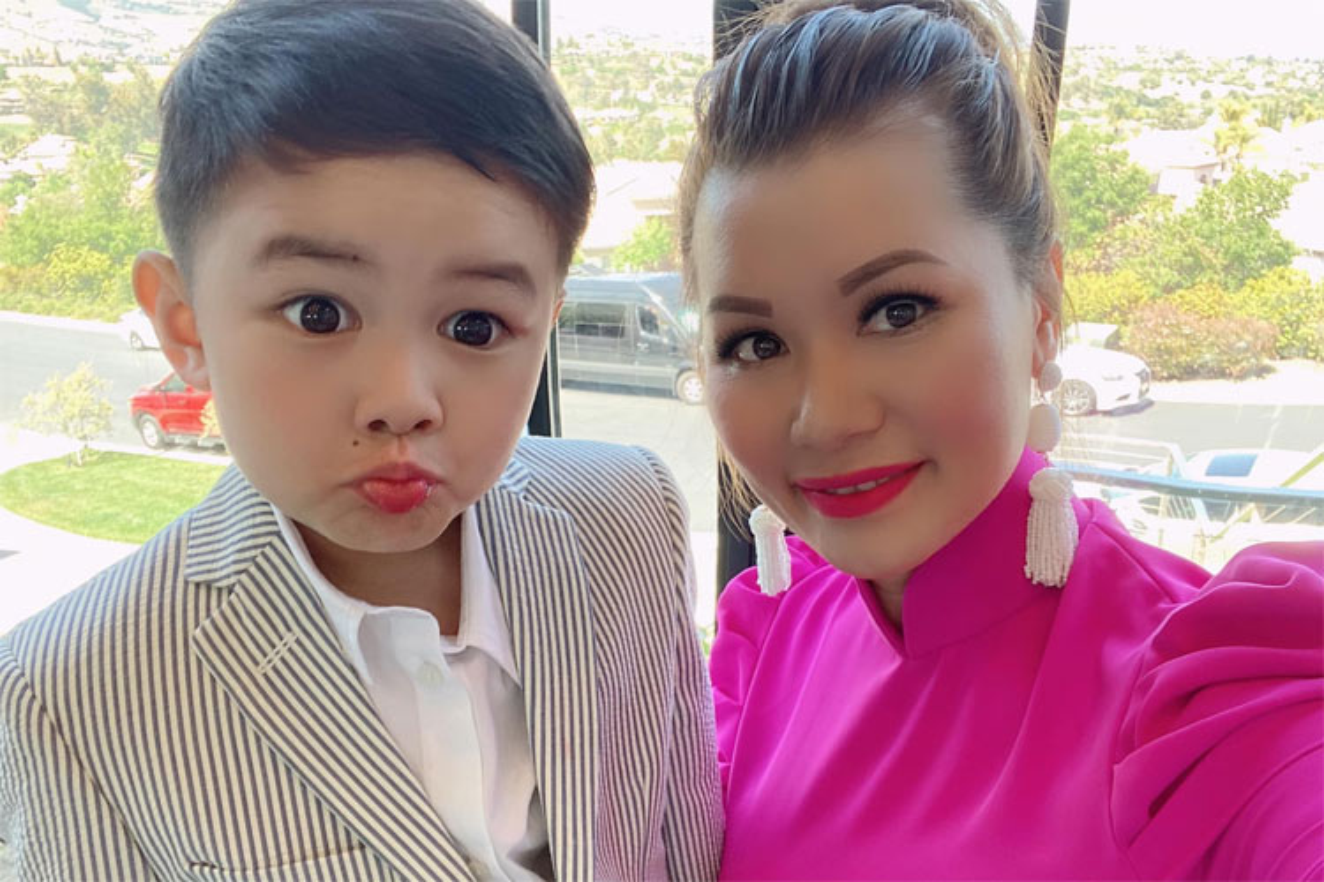 Sao nam Viet lay vo dai gia: Nguoi hanh phuc, ke ngam dang cay-Hinh-6