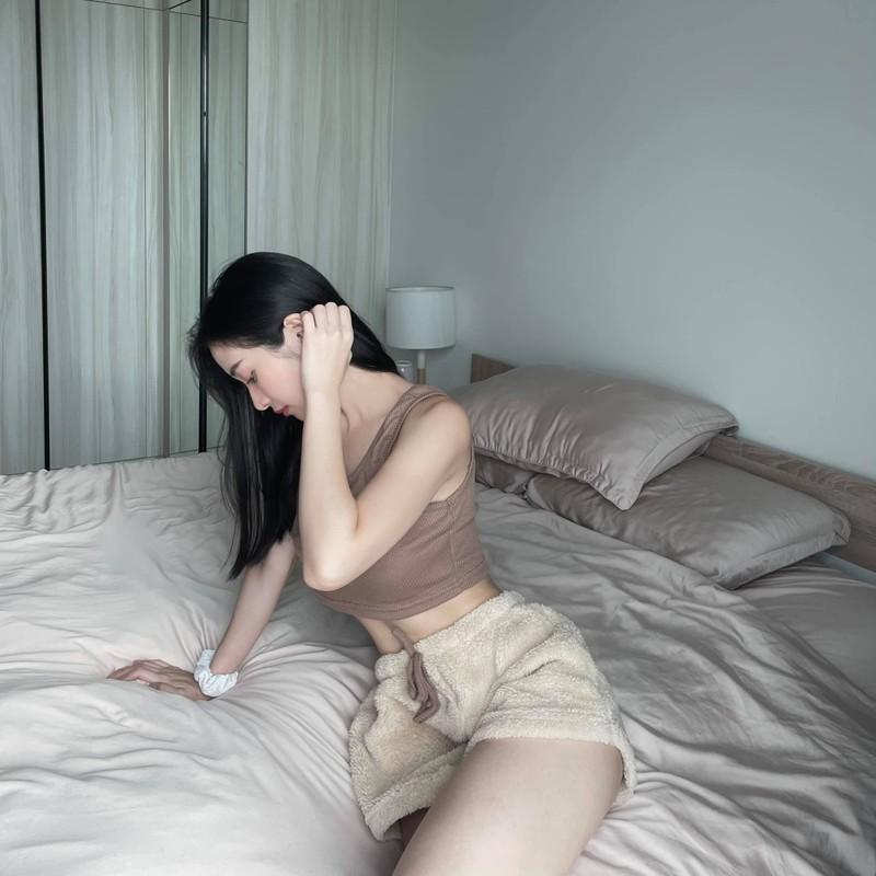 """Ve dep boc lua cua Jun Vu bi nham la """"hoa khoi vac xin""""-Hinh-4"""