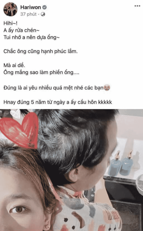 "Hari Won khoe body ""cang det"" dap tan tin don bau bi-Hinh-9"